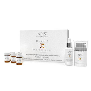 Professional exfoliating treatments for mature skin.