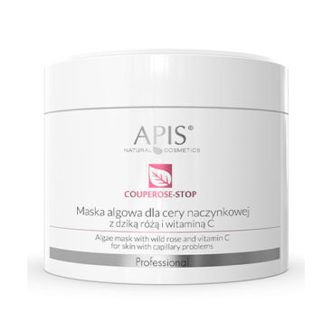 Professional prp alge mask for beauty treatments.