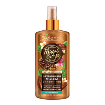 Best self tanning product for face and body.