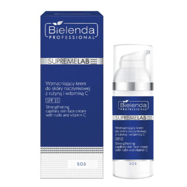 Professional skin care products for home care.