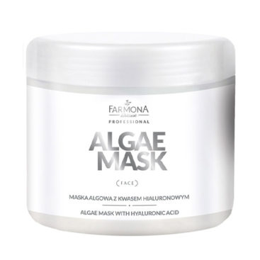 Best selection of professional algae masks.