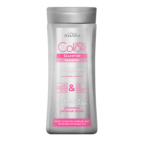 Best hair colouring shampoo.Pink Blond shades.